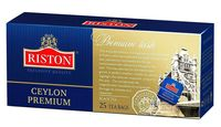 """Чай черный """"Riston. Ceylon Premium"""" (25 пакетиков)"""