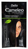 Оттеночный шампунь для волос (тон: 3.1; 40 мл)