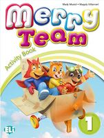 Merry Team: Activity Book v. 1 (+ CD)