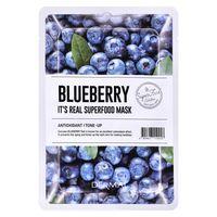 """Маска для лица """"Superfood. Blueberry"""" (25 мл)"""