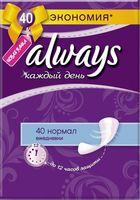 Ежедневные прокладки ALWAYS Normal Duo (40 шт)