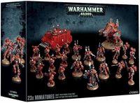 "Набор миниатюр ""Warhammer 40.000. Chaos Space Marines Attack Force"" (43-09)"