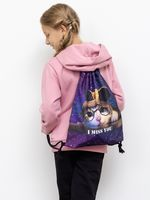 """Рюкзак-мешок """"Кот"""""""