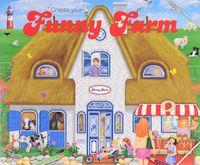 """Альбом с наклейками """"Creative Studio. Create your Funny Farm"""""""