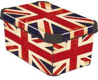 """Коробка для хранения """"British Flag"""" (295х195х135 мм)"""