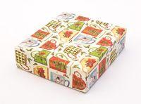 "Подарочная коробка ""Christmas Mugs"" (13х15х4 см)"