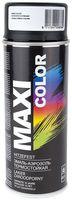"""Эмаль аэрозольная термостойкая """"Maxi Color"""" (черная)"""