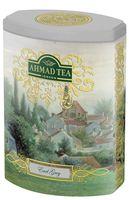 """Чай черный листовой """"Ahmad Tea. Эрл Грей"""" (100 г; в банке)"""