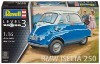 "Сборная модель ""Автомобиль BMW Isetta 250"" (масштаб: 1/16)"