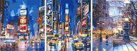"Картина по номерам ""Нью Йорк"" (400х1500 мм; арт. PC34050002)"