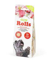 """Печенье для собак """"Rolls. Mini"""" (100 г; с начинкой из мяса ягненка)"""