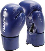 Перчатки боксёрские LTB19009 (14 унций; синие)