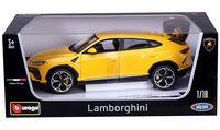 "Модель машины ""Bburago. Lamborghini Urus"" (масштаб: 1/18)"