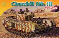 "Тяжелый танк ""Churchill Mk. III"" (масштаб: 1/72)"