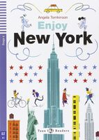 Teen Eli Readers. Enjoy New York (+ CD)