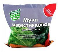 """Удобрение минеральное для раскисления почв """"Мука известняковая"""" (3 кг)"""