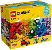 """LEGO Classic """"Модели на колесах"""""""