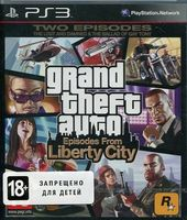 Grand Theft Auto 4: Episodes from Liberty City (PS3)