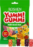 """Конфеты жевательные """"Yummi Gummi. Mini Bear Mix"""" (100 г)"""