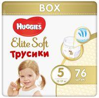 "Подгузники-трусики ""Elite Soft Box 5"" (12-17 кг; 76 шт.)"