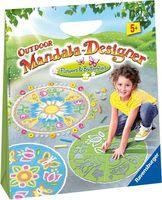 """Набор для рисования на асфальте """"Outdoor Mandala-Designer. Цветы и бабочки"""""""