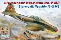 Штурмовик Ильюшин Ил-2 М-3  (масштаб: 1/72)