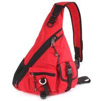 Рюкзак П1378 (11 л; красный)