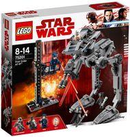 "LEGO Star Wars ""Вездеход AT-ST Первого Ордена"""