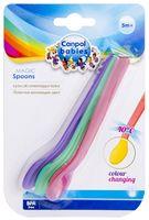 Набор разноцветных волшебных ложечек, меняющих цвет (3 шт)