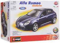 "Модель машины ""Bburago. Kit. Alfa Romeo Giulietta"" (масштаб: 1/32)"