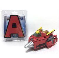 """Робот-трансформер """"Буква"""""""