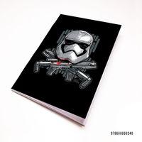 """Блокнот """"Звездные войны. Штурмовик"""" (А7; арт. 240)"""