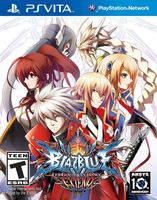 BlazBlue: Chrono Phantasma EXTEND (PSV)