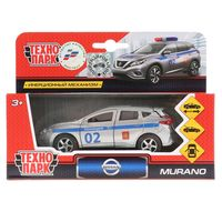 "Модель машины ""Nissan Murano. Полиция"" (арт. SB-17-75-NM-P-WB)"