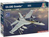 """Сборная модель """"Палубный самолет EA-18G Growler"""" (масштаб: 1/48)"""