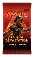 "Бустер ""Magic the Gathering. Hour of Devastation"" (15 карт)"