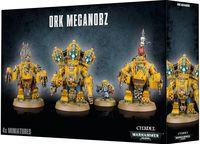 Warhammer 40.000. Orks. Meganobz (50-08)