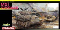 "Американский танк ""M51 Isherman"" (масштаб: 1/35)"