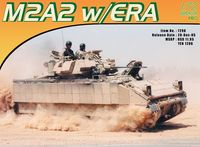 "Боевая машина ""M2A2 Bradley w/ERA"" (масштаб: 1/72)"