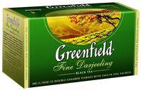 """Чай черный """"Greenfield. Fine Darjeeling"""" (25 пакетиков)"""