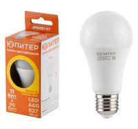 Лампа светодиодная Стандарт А60 11 Вт/3000/Е27