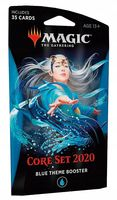 "Бустер ""Magic the Gathering. Core Set 2020. Blue Theme Booster"" (35 карт)"