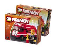 "QBStory. Firemen. ""Пожарная машина"" (200025)"