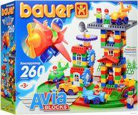 """Конструктор """"Avia Blocks"""" (260 деталей)"""
