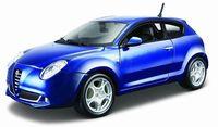 "Модель машины ""Bburago. WB Alfa Romeo MiTO"" (масштаб: 1/24)"