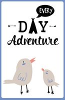 "Блокнот ""Every day adventure"" (А5)"
