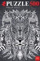 "Пазл ""Doodle-Art. Lion"" (500 элементов)"