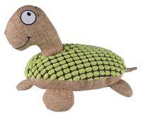 """Игрушка для собаки с пищалкой """"Черепаха"""" (32 см)"""