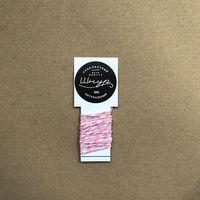 Шнур декоративный (5 м; розовый)