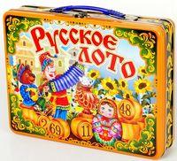 """Русское лото """"Скоморохи"""" (чемоданчик)"""